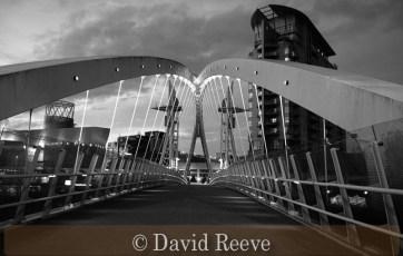 The Quays Bridge