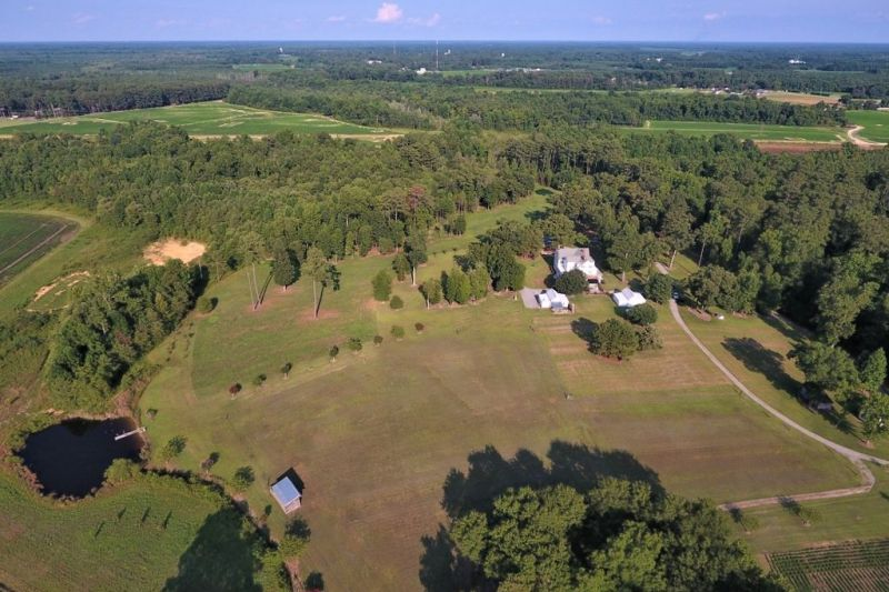 Shell Castle Plantation With 490 Acres in Enfield North ...