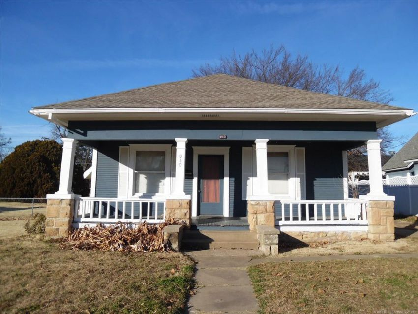 OK move-in ready bungalow under $50k