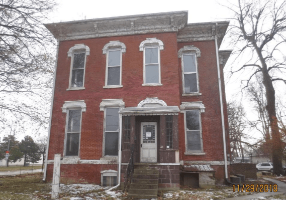Save this old house in Council Bluffs Iowa