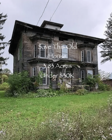 this old house Munnsville NY