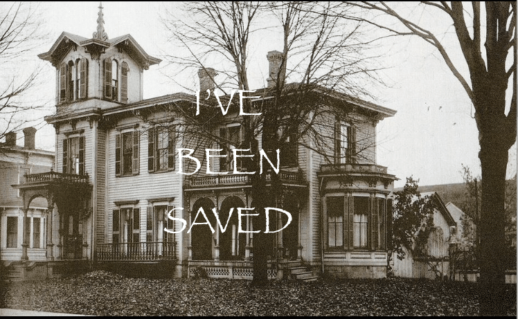 old house saved