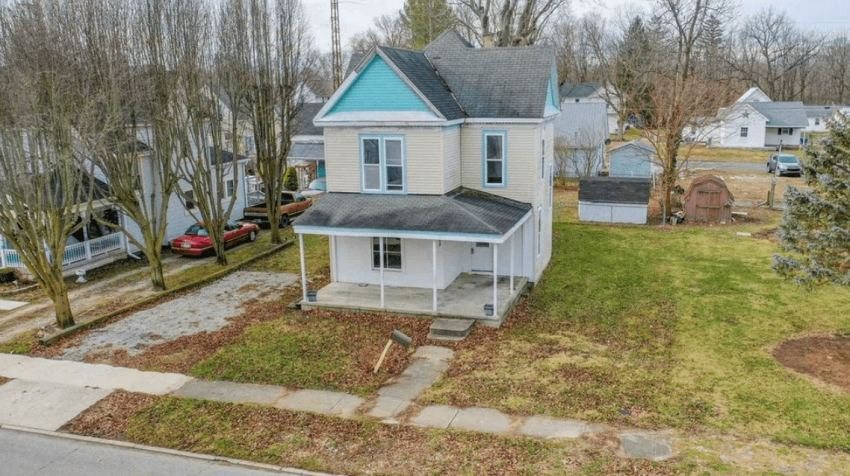 old house under $50K