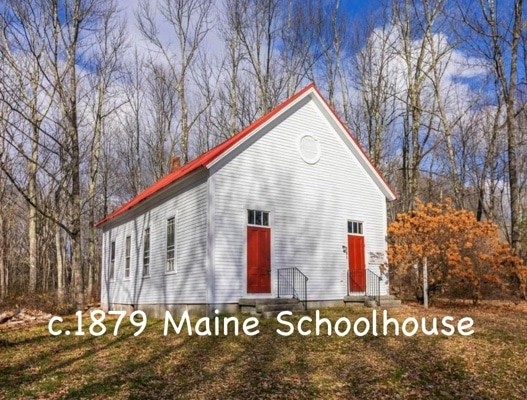 schoolhouse for sale