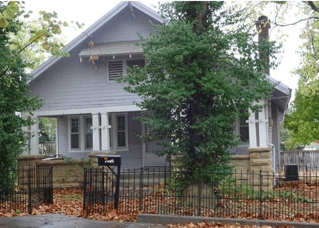 craftsman bungalow for sale