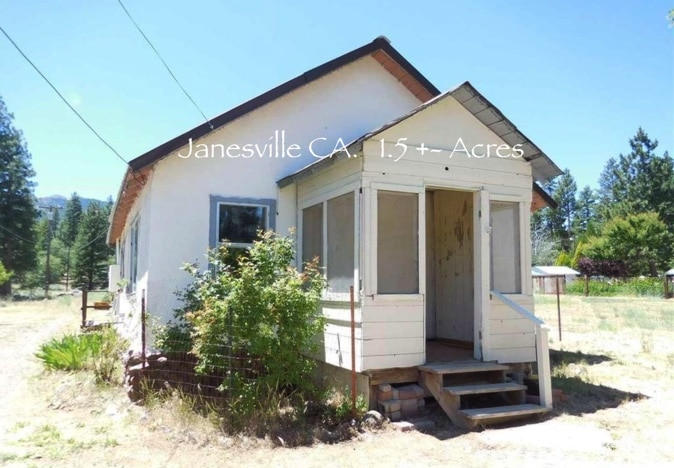California cottage for sale