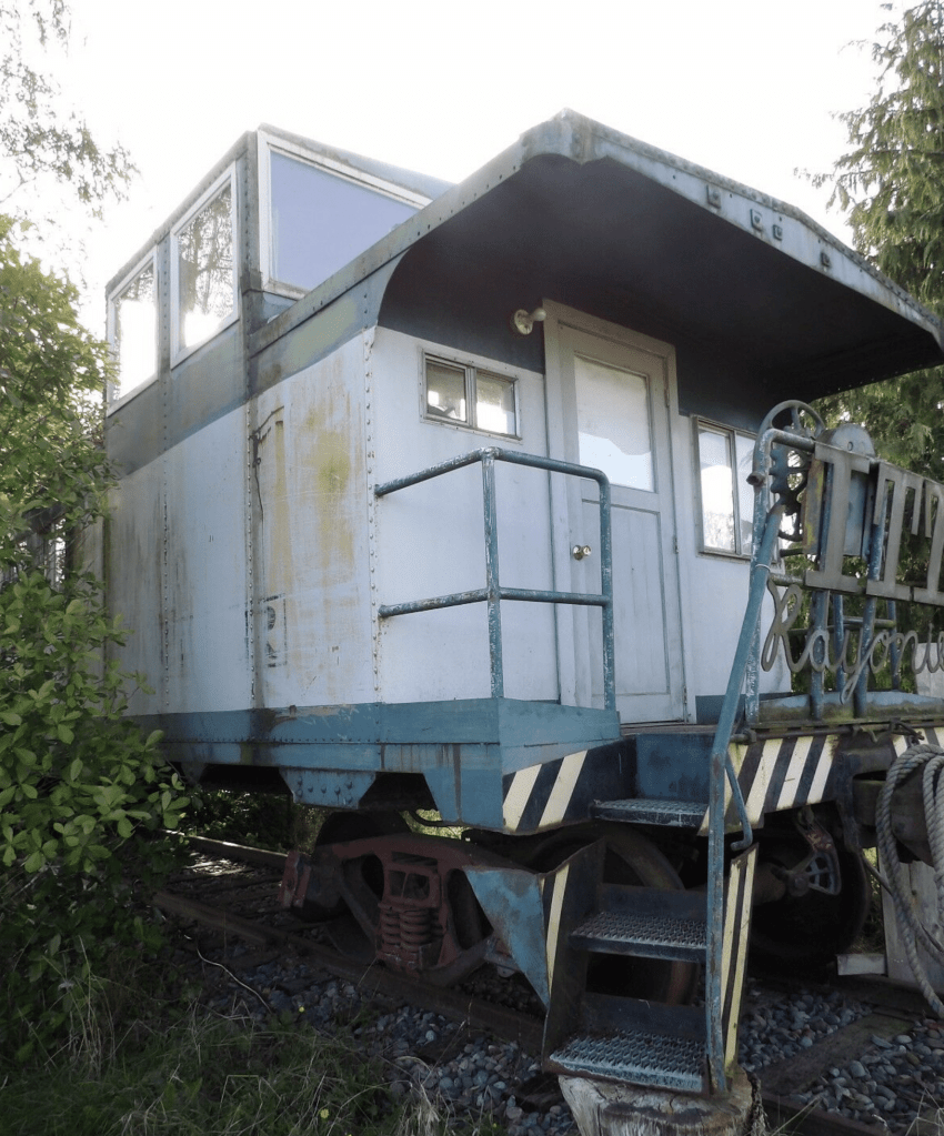 rail car for sale