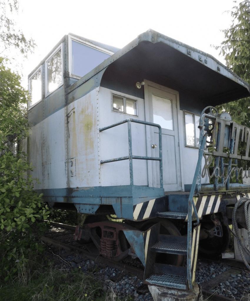 rail car for sale