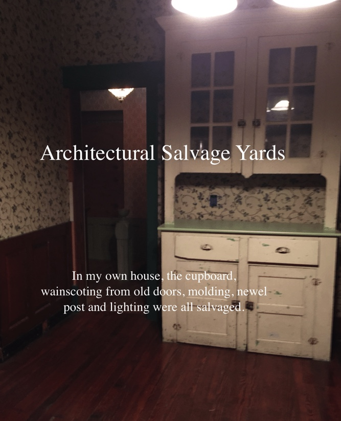 architectural salvage yards