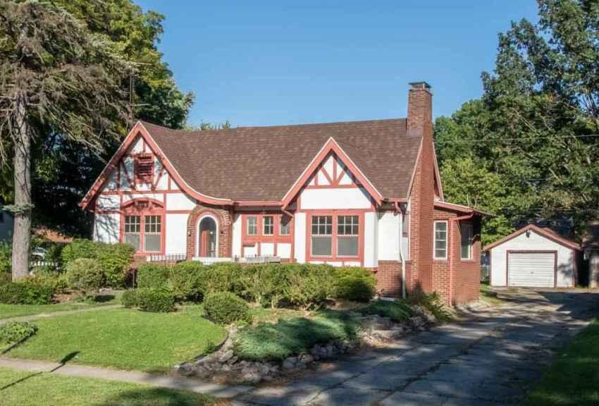 tudor home for sale