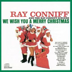 Ray Conniff We Wish You A Merry Christmas CD 1988 Sony