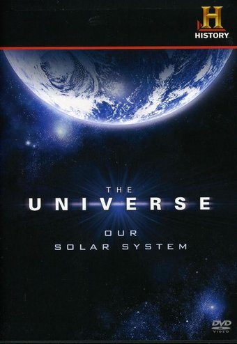 The Universe - Our Solar System DVD (2009) - A&E Home ...