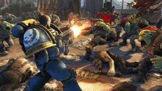 Warhammer 40000 Space Marine Download Free