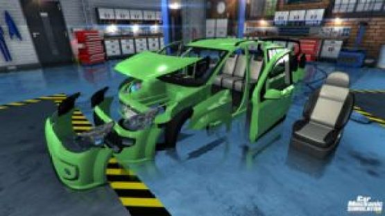 Free Car Mechanic Simulator 2014 Download