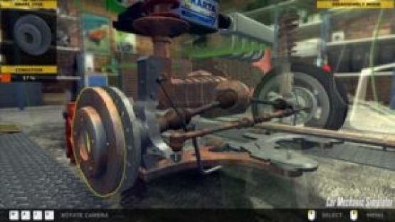 Download Car Mechanic Simulator 2014 Free