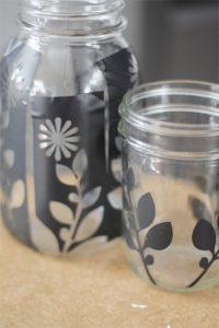 Шаблоны для протравки стекла