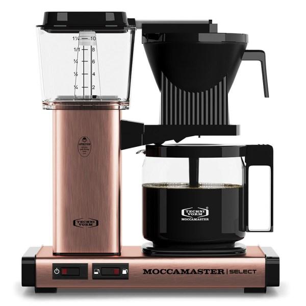 KBG Select Copper Moccamaster Selects - Filtre Kahve Makinası