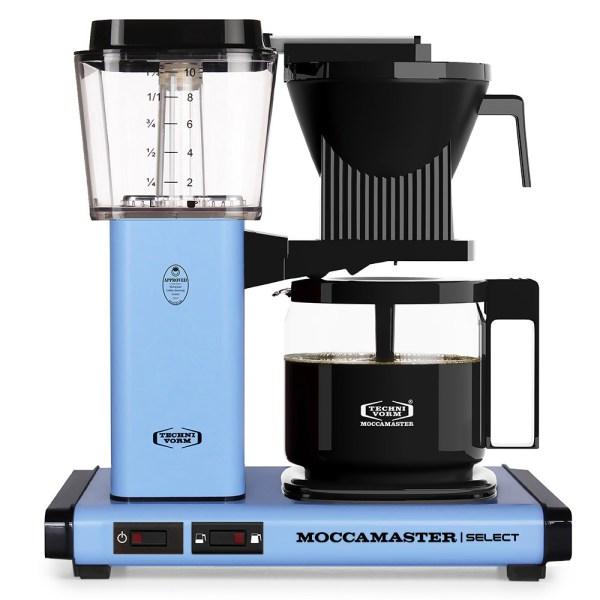 KBG Select Pastel Blue Moccamaster Selects - Filtre Kahve Makinası