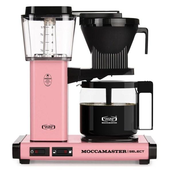 KBG Select Pink Moccamaster Selects - Filtre Kahve Makinası