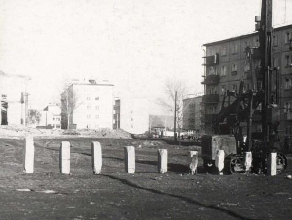 Строительство Дома Радио | Фотографии старого Кемерова