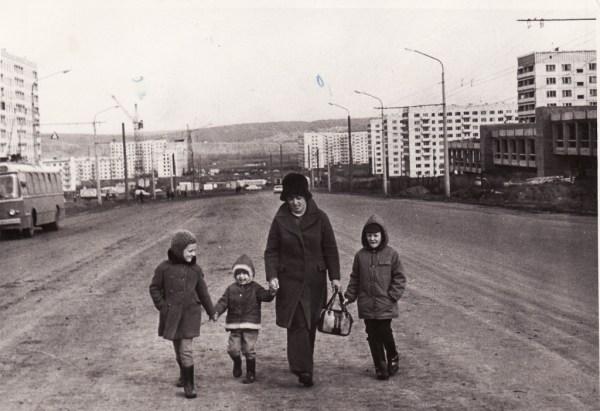 Бульварное «кольцо» | Фотографии старого Кемерова