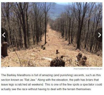 Barkley course 2