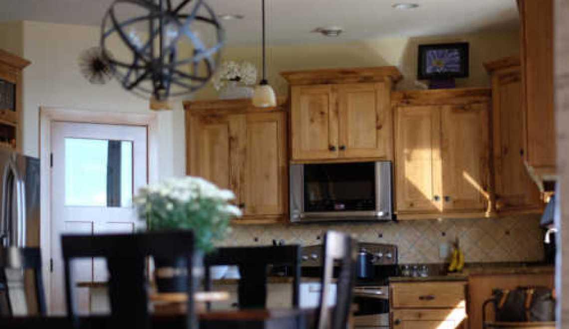 Outdoor Living Space to an Indoor Backsplash