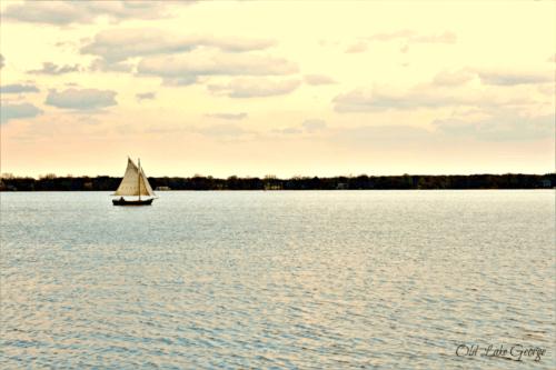 Old Lake George Summer