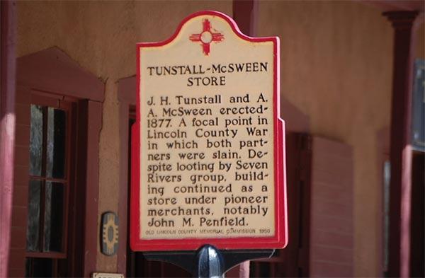 Tunstall Store