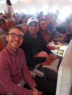 Oli, Jay, Palina and Julius