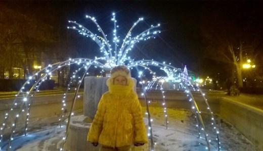 嫁はウクライナ人・冬のウクライナは寒い!