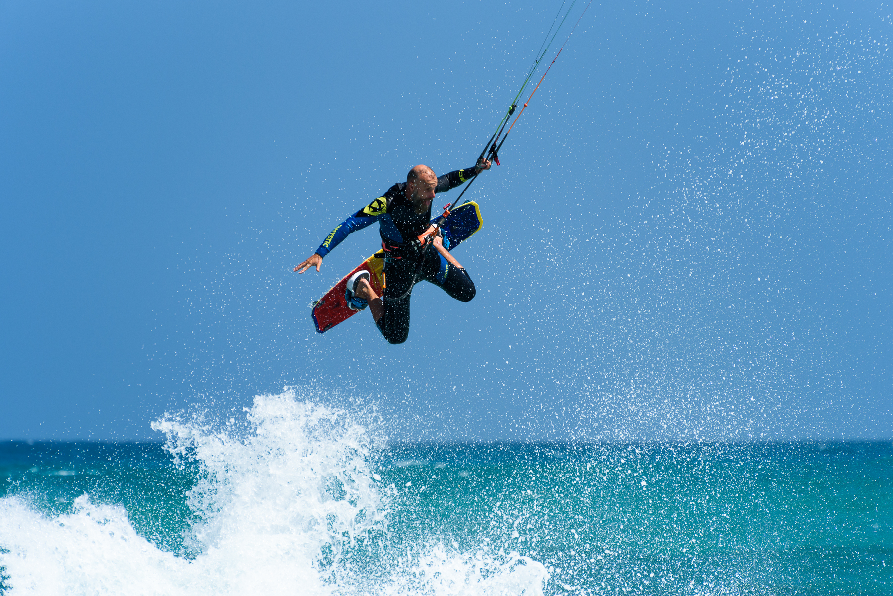 Kite Surfing in Fuertaventura