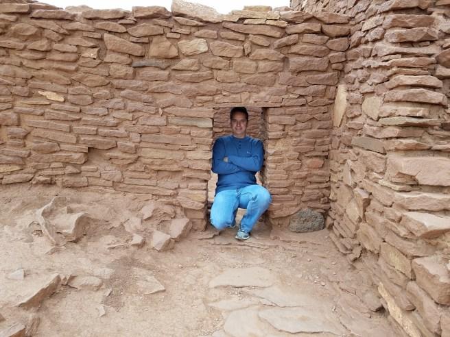 Hiking Arizona Wukoki Ruins Flagstaff Rusty Ward