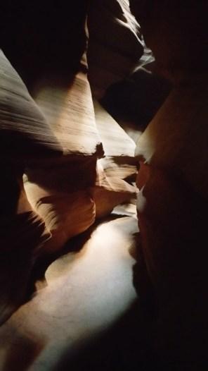 Upper Antelope Canyon. Page, Arizona Hiking.