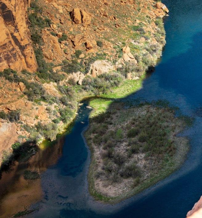 Colorado River, Page Arizona