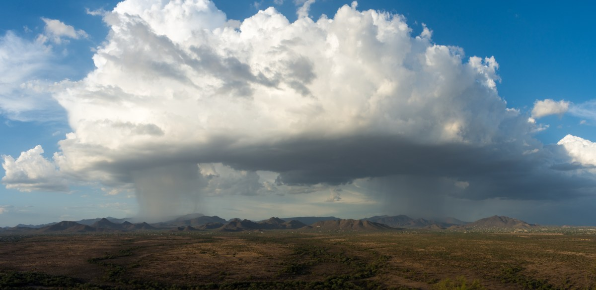 Phoenix Desert Monsoon Season