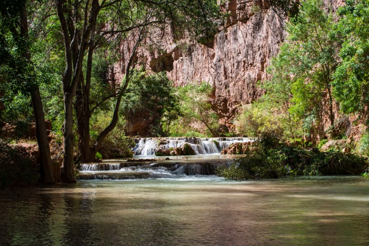 Havasupai Hiking Arizona