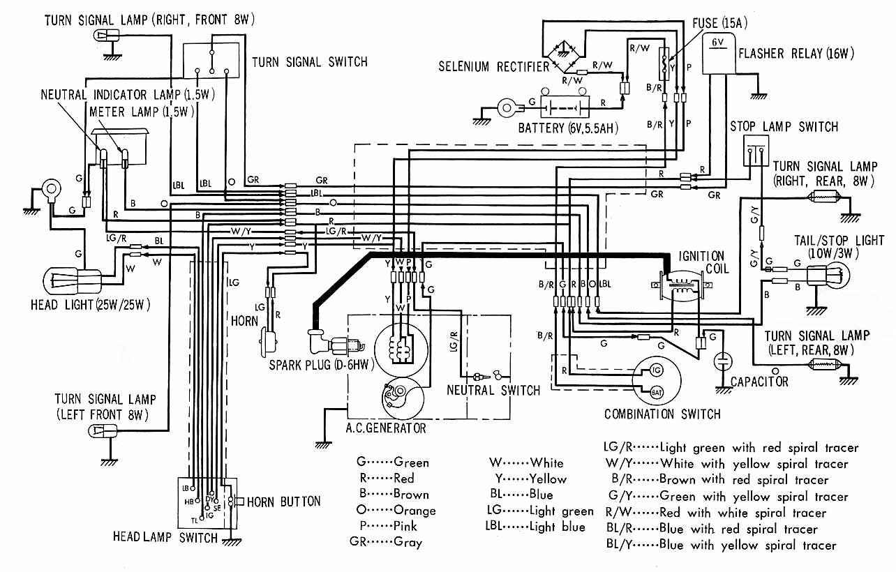 90 Accord Wiring Diagram