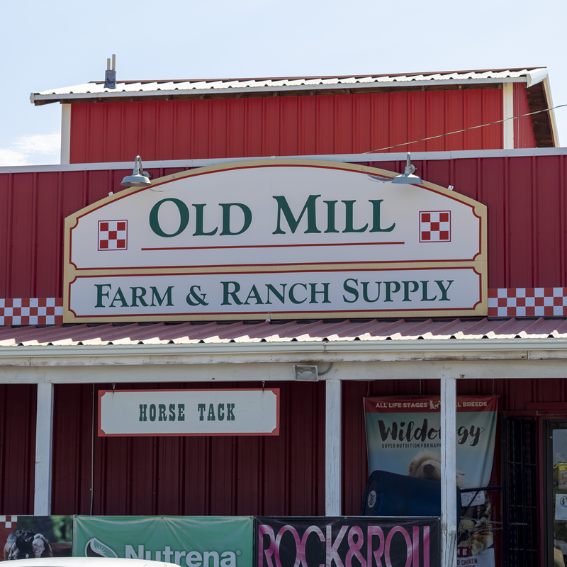 Old Mill Farm and Ranch Supply - Main Location
