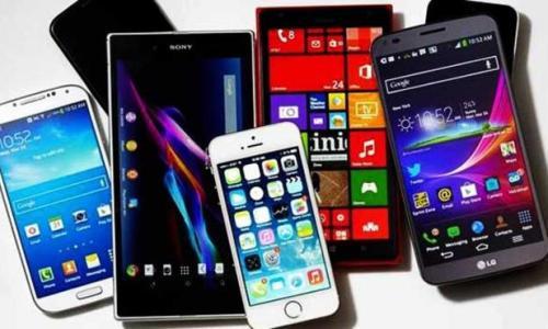 jenis jenis layar ponsel