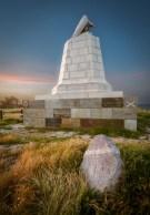 HMCross Rock and Statue Lower Presidio Historic Park