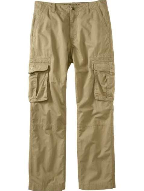 Old Navy Mens Twill Cargos