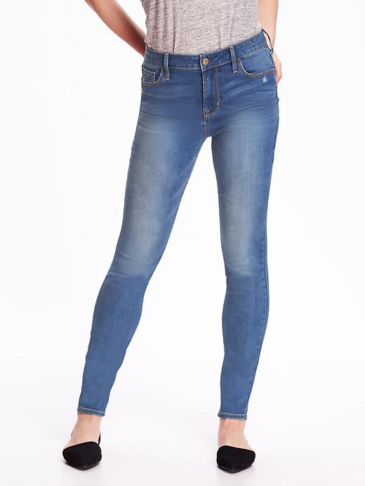Old Navy Womens High-Rise Rockstar Skinny Jeans For Women Angel Island Size 20