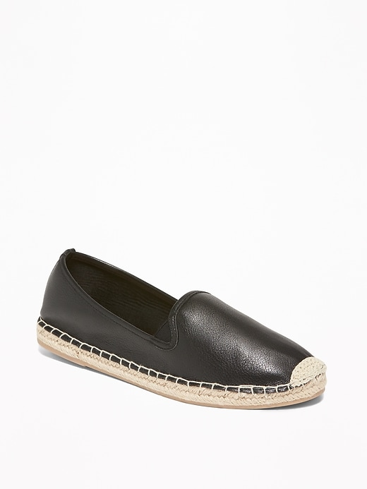 Black espadrilles - Motherhood Charm