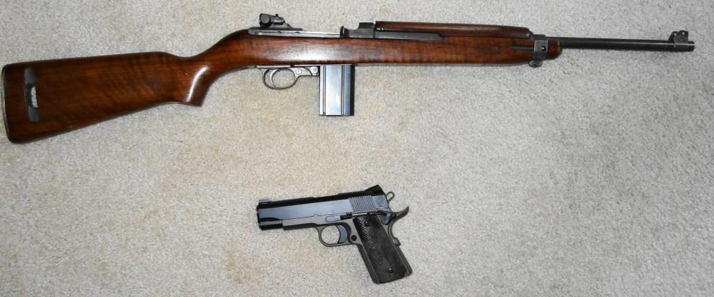 M1 carbine 1911