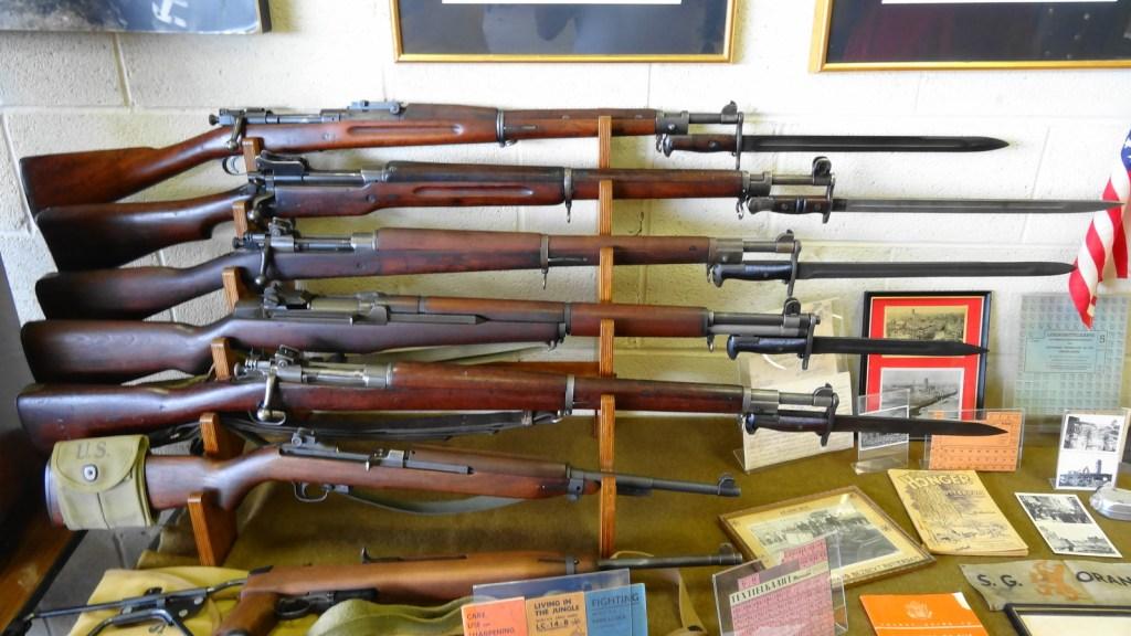 US rifles