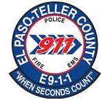 El Paso County E 911 Logo