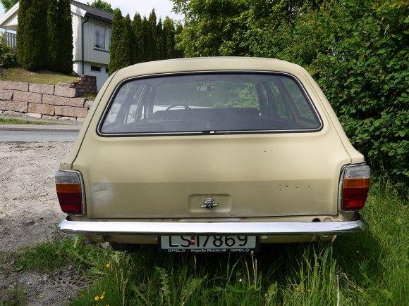 1974 Sunbeam 1600 Hillman Avenger