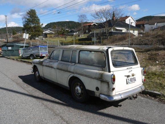 1966 Volvo Amazon P22134 121 Station wagon
