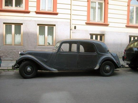 1954 Citroën 11bl Traction Avant Sedan